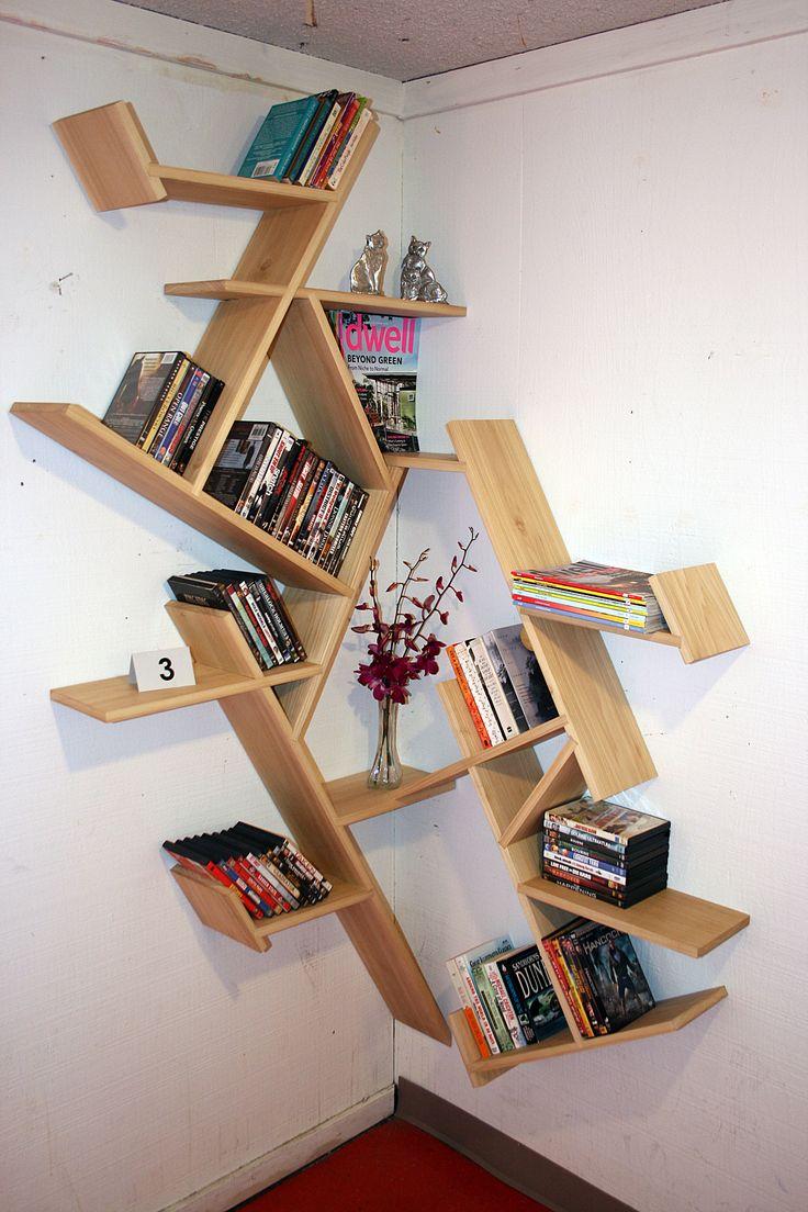 Corner Shelf Design - Vellum Furniture Competition | Jon Freeberg | Archinect