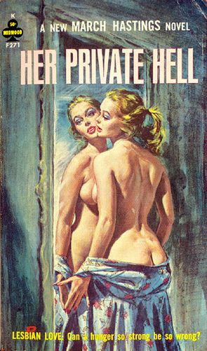 from Quinton gay and lesbian pulp genre