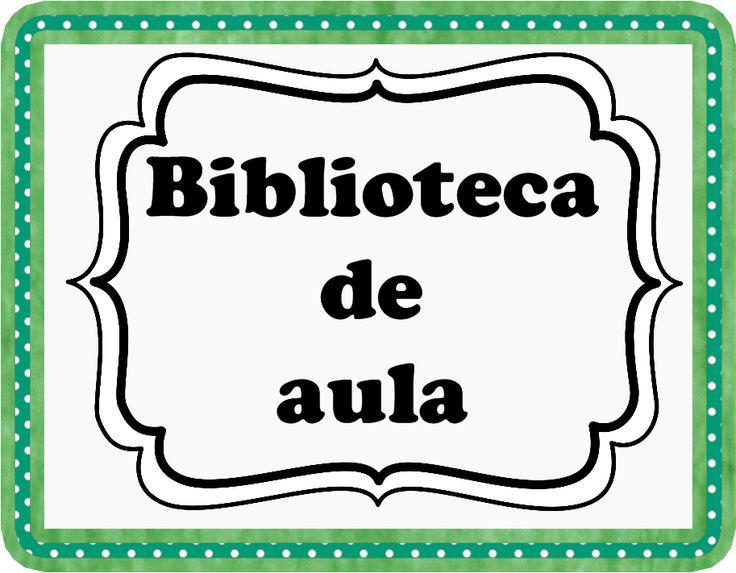 AulaTic: RINCÓN DA BIBLIOTECA DE AULA: materiais e marcapáxinas