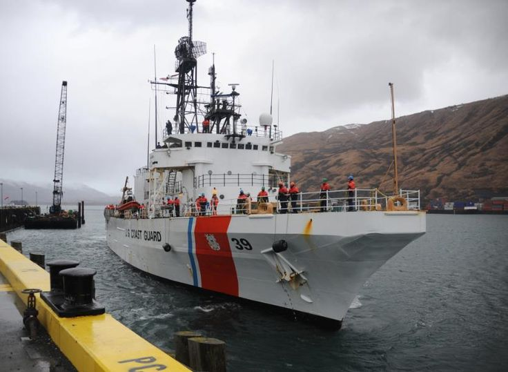 US Coast Guard Cutter Alex Haley