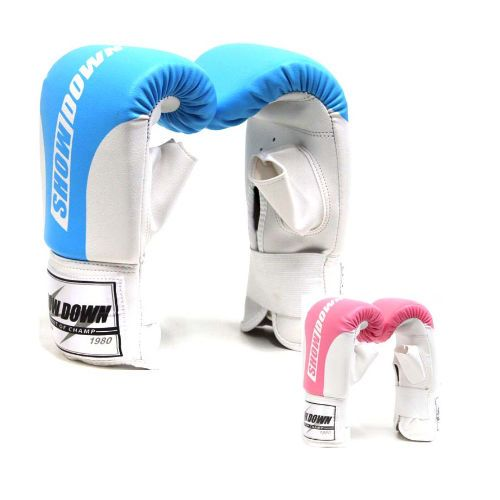 LUKAS Training Bag gloves Boxing Kickboxing Muaythai MMA Sparring Punching Glove #Unbranded