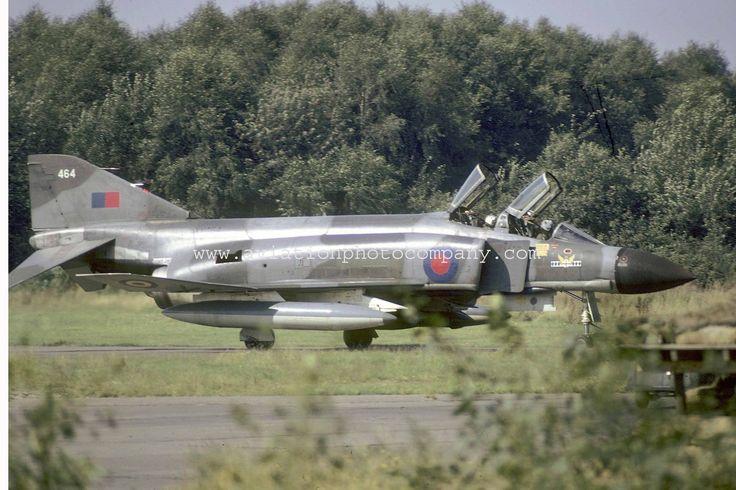 RAF 14 Sqn McDonnell F-4M Phantom FGR.2 XV464