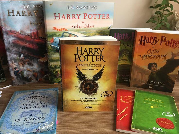 Esra Nazenin Özdemir: Harry Potter ve Lanetli Çocuk - Birinci ve İkinci Bölüm || J K Rowling - John Tiffany - Jack Thorne || Yorum