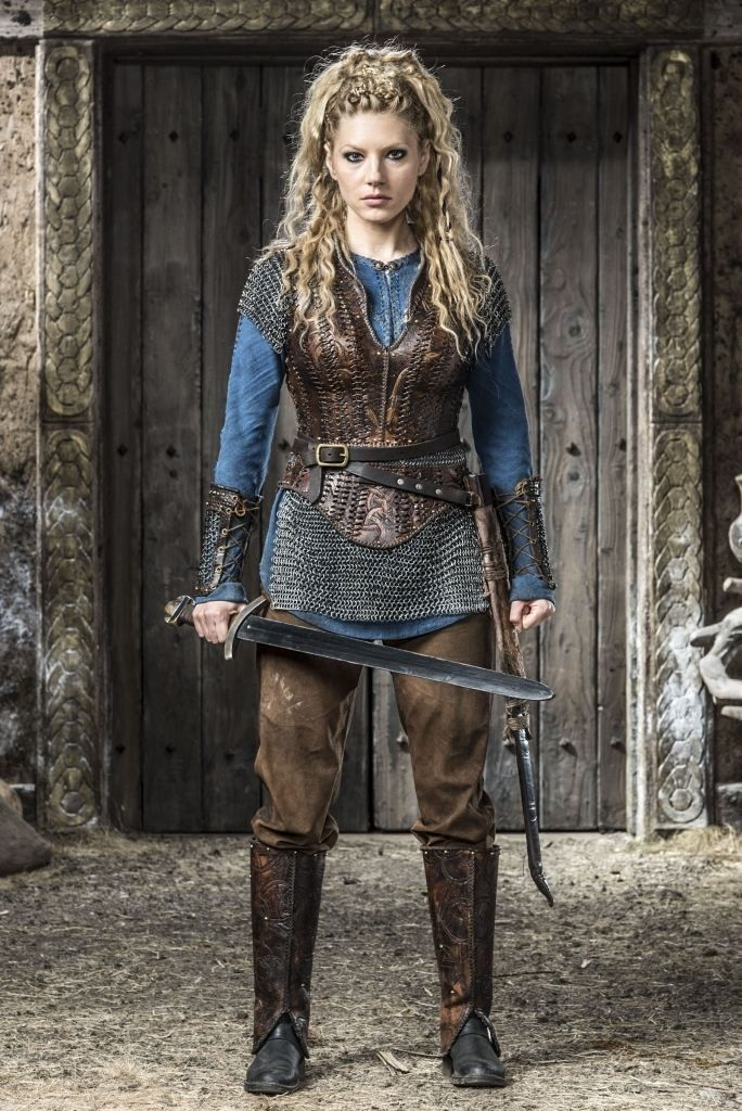 "Vikings S3 Katheryn Wiinnick as ""Lagertha""                                                                                                                                                                                 More"