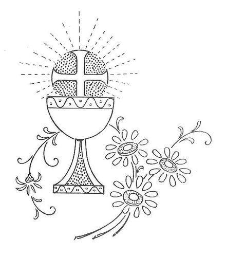 dibujos para manteles de iglesia - Buscar con Google
