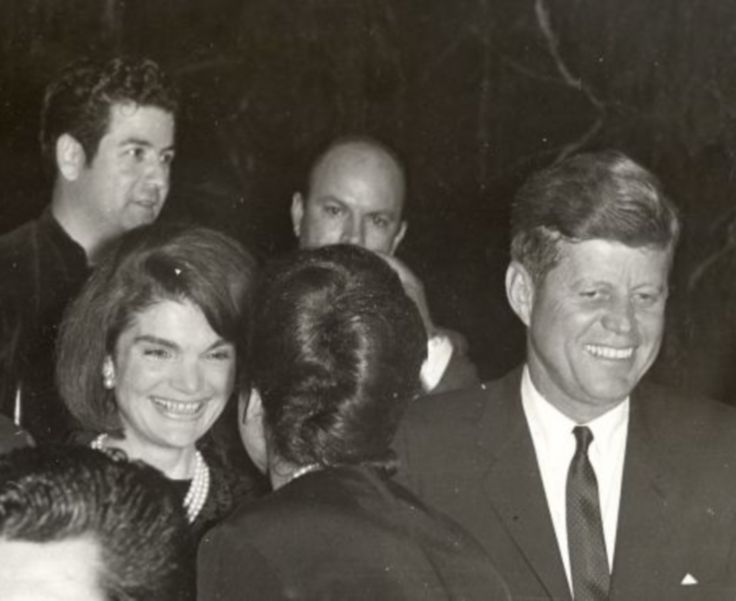 JFK and Jackie Kennedy Rice Hotel November 21 1963 League of United Latin American Citizens (LULACS)