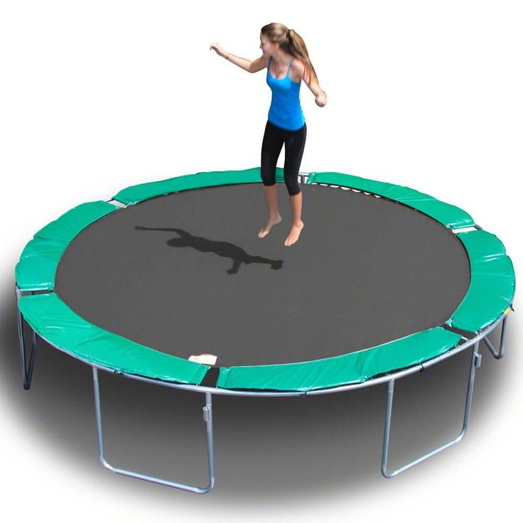 Buy the 13'6 Magic Circle Round Trampoline Shop our trampoline sale now! #sale #trampoline #magiccircle #kidwise