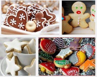 Durant les fêtes, je laisse en permanence des biscuits de Noël sur la table ... Découvrez une sélection de recettes pour plaire à tout le monde !