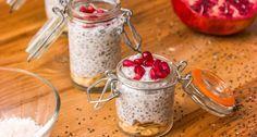 Kókuszos chia puding recept | APRÓSÉF.HU - receptek képekkel