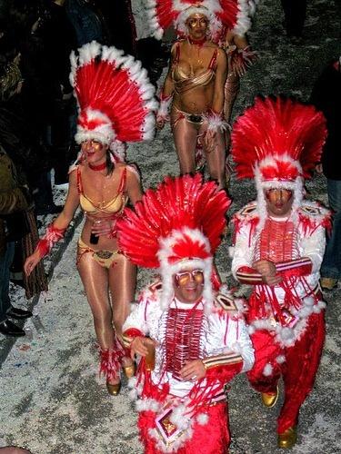 [Carnevale 2013] A Barcellona per Carnevale