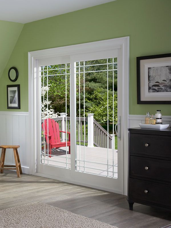 9 Best Patio Doors Images On Pinterest Sliding French