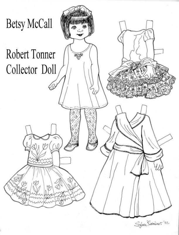 paper doll coloring pages bing images - Baby Doll Coloring Pages Printable