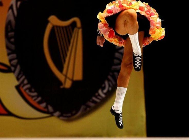 Ирландский танец обувь