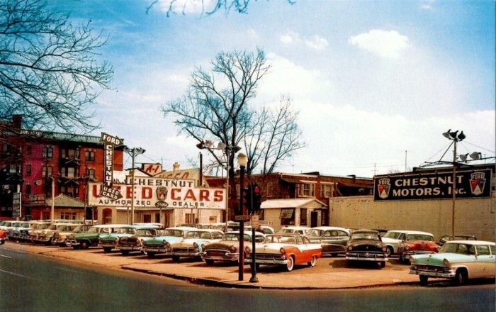 Ford Dealership Philadelphia >> 1950 S Chestnut Motors Inc Ford Dealership Philadelphia
