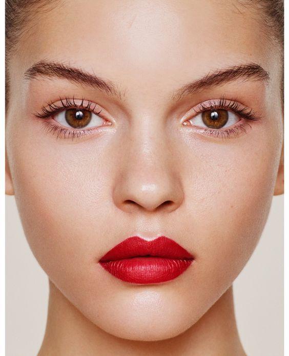 9 μακιγιάζ που θα κάνεις με κόκκινο κραγιόν                                                                                                                                                                                 More