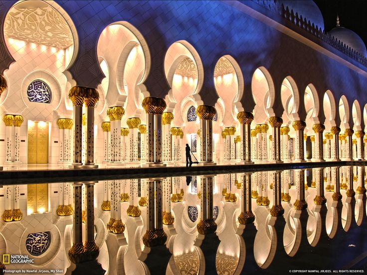zayed-mosque-abu-dhabi--w.jpg (1600×1200) シェイク・ザーイド・モスク @アブダビ http://www.nationalgeographic.co.jp/photography/photo-of-the-day/?gdate=2011-06-06