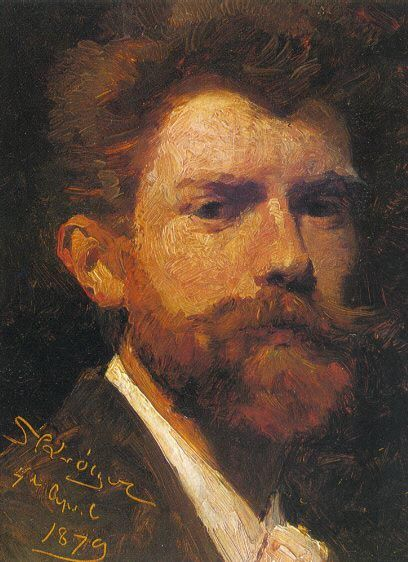 Peter Severin Krøyer, Self Portrait