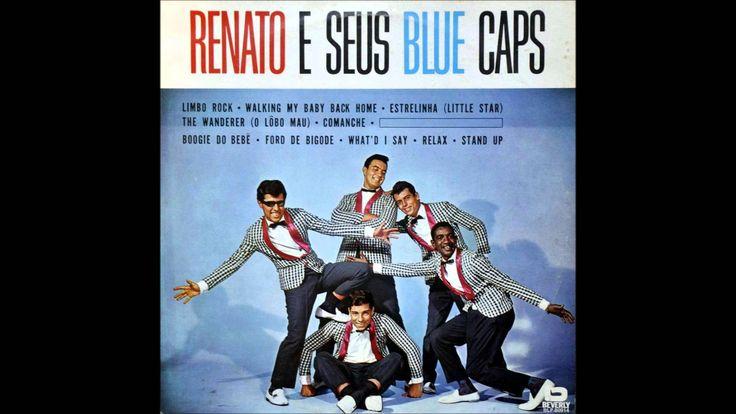 Renato e Seus Blue Caps 2o  LP  (Erasmo Carlos nos vocais )  1963 - ÁLBU...