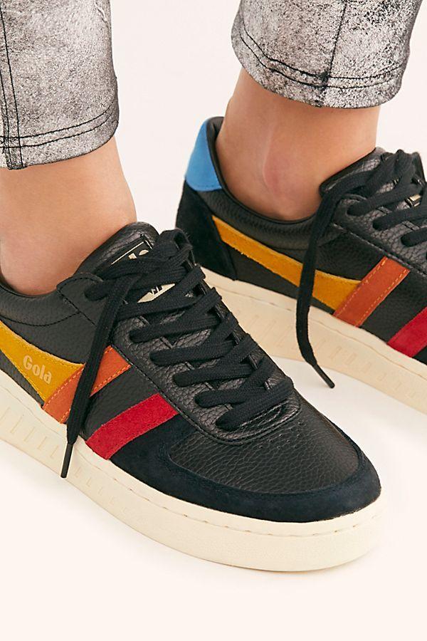 Gola Grandslam Trident Sneakers in 2020
