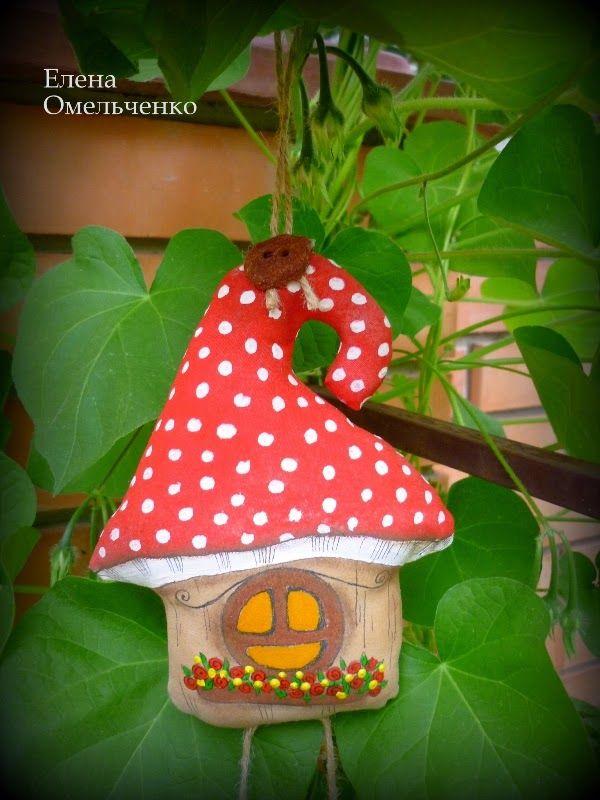 SIDOROVAKOZA: домики счастья