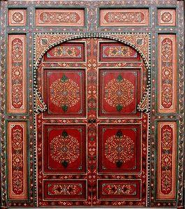Puerta turca
