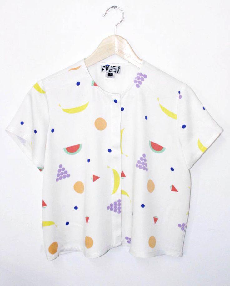 blusas como estas, con patrones bonitos, se vale de la mega paca :D