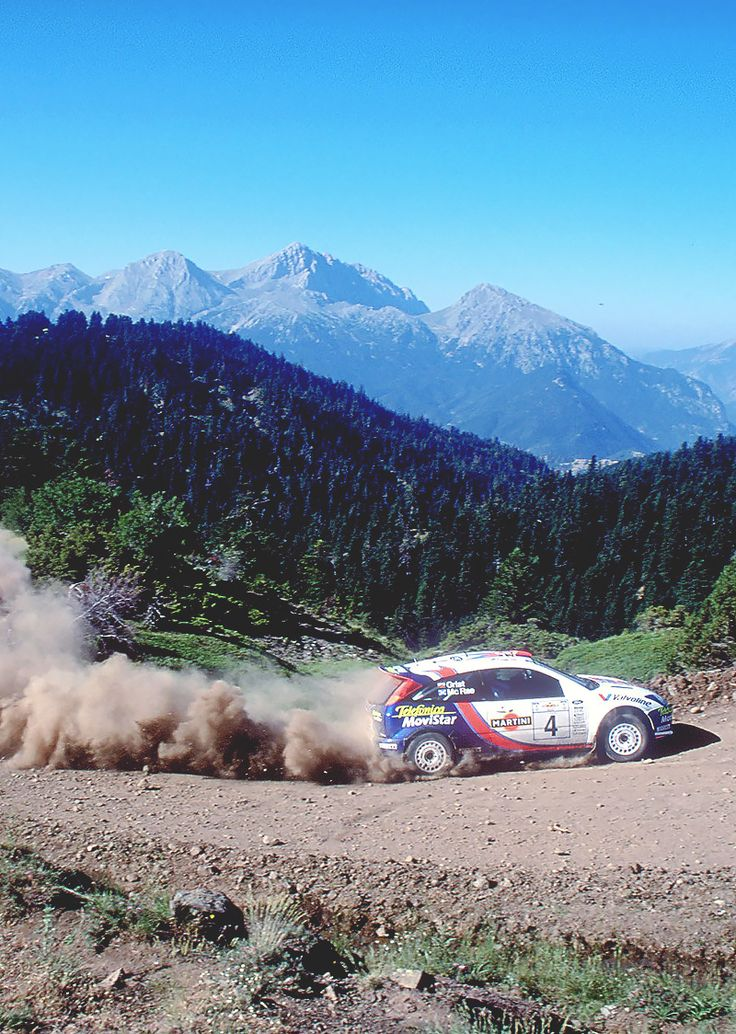 Colin McRae / Nicky Grist