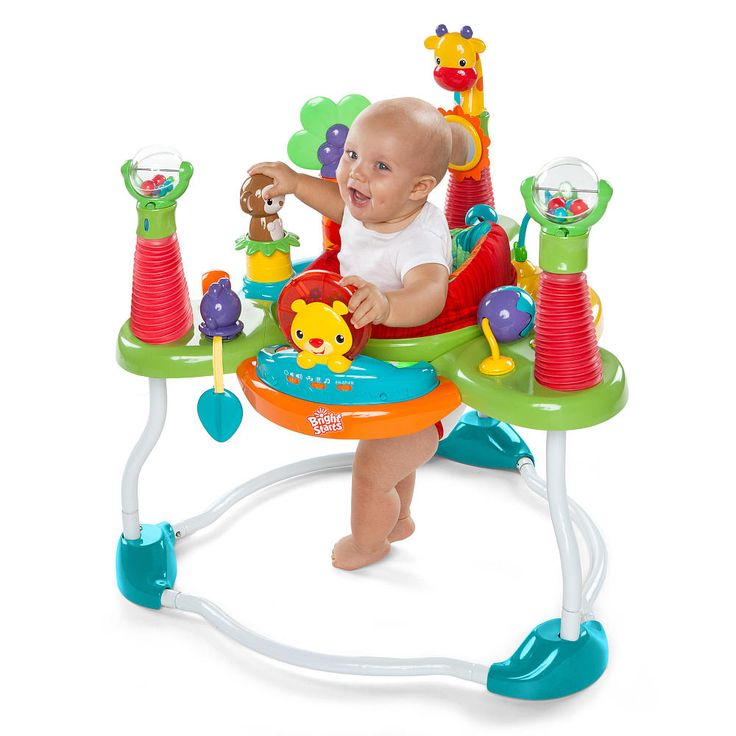 Bright Starts Having A Ball Explore & Roar Activity Jumper
