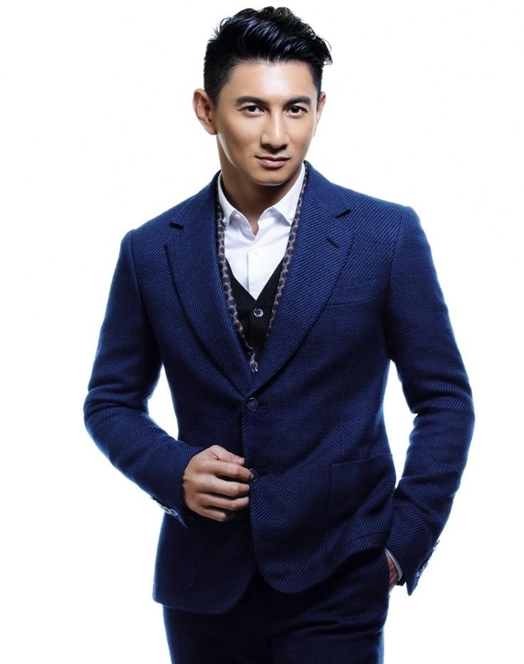 Nicky Wu | Asian men, Mens blazer, Superstar
