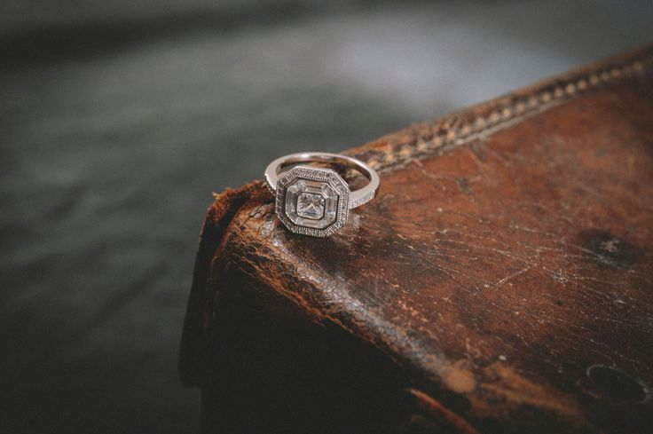 Beautiful ring available at www.jasmine.ie photographed by Verona Photography