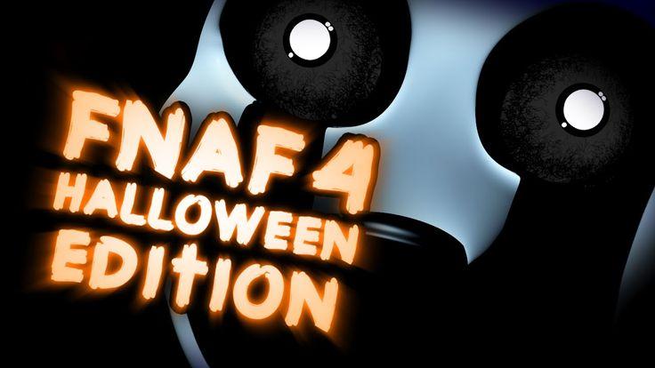 fnaf halloween update jumpscares