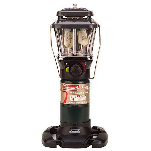 Coleman Elite Perfectflow Propane Lantern - http://lantern.nationalsales.com/coleman-elite-perfectflow-propane-lantern/