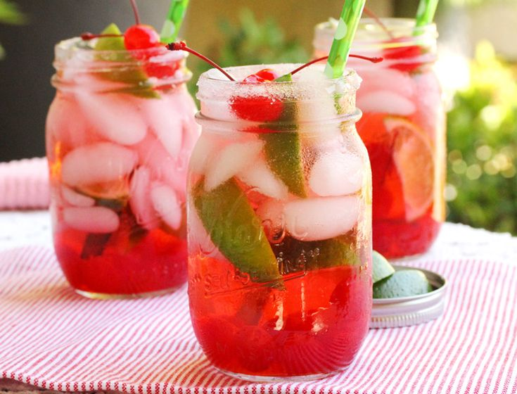 very cherry shirley temple with limeShirley Temples Drinks, Cherries Shirley, Limes Recipe, Cherries Limes, Beverages, Cherries Limeade, Cherries Limeaid, Limes Shirley, Food Drinks