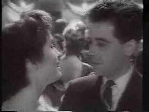 """""""Pożegnania"""" 1958, reż. Wojciech Jerzy Has. wyk. Tadeusz Janczar i Maria Wachowiak, http://bit.ly/yCHElG"""