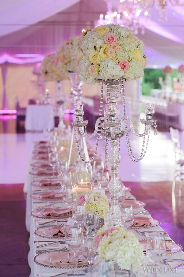 1014 Best Centerpieces Bring On The Bling Crystals