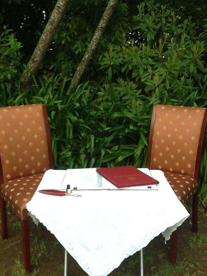 Brim Brim Gardens, Buninyong, Victoria Australia.  .... Contact me for marriage celebrant services...