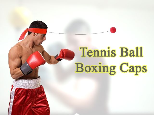Best Tennis Ball Boxing Caps And Headbands For Practicing Ball Best Punching Bag Tennis Ball
