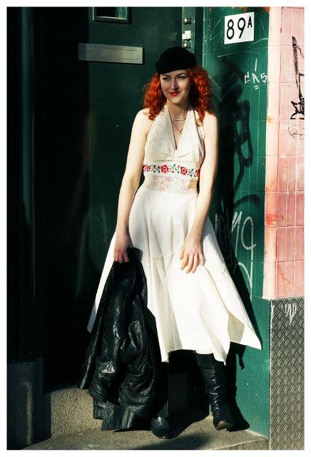 white dress sold