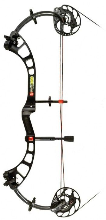 PSE Axe 7 compound bow. This, to sum up, is my baby. I absolutely love shooting it no matter what time of year. Now all bows are different and, like people, have preferred arrows that shoot better than others. Here's my arrows and tip weight.  --- Arrows: Goldtip Velocity XT 400 -- Tips: 125 grain field tip.  I hope this helps you in the field and target range! Happy shooting! PSE Pro Series | ProBowTune.com