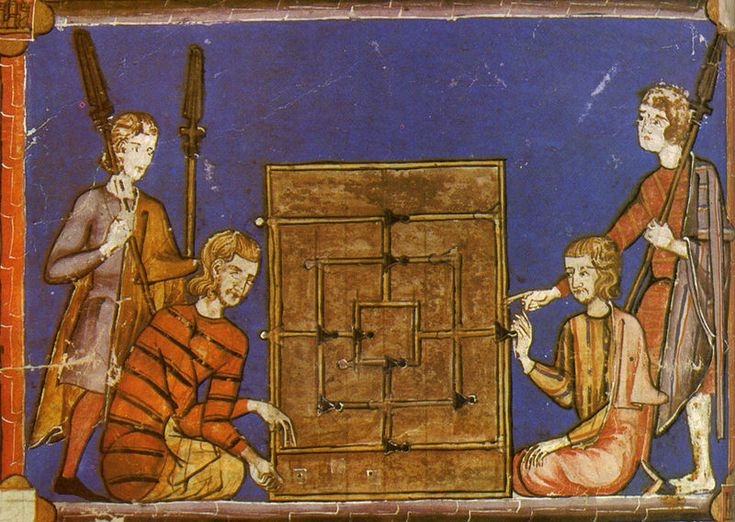 Medieval Games - Is it Period or Not? Paper explaining all sorts of games and if their history
