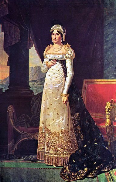 1813: Nobile Maria Letizia Buonaparte née Ramolino[1] (Marie-Lætitia Ramolino, Madame Mère de l'Empereur), Napoleon's mother