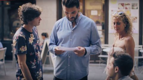 Spaniards Asked To Translate A Homophobic Note Respond In Heartwarming Ways   NewNowNext