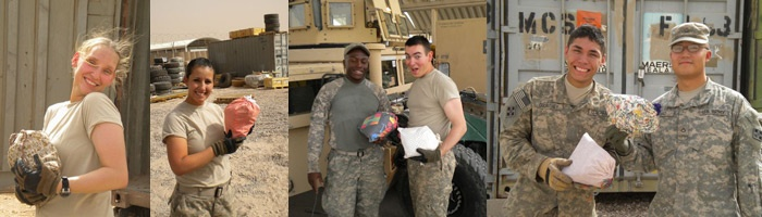 Service Project ~ Operation Shoebox - Operation Shoebox Mission Statement  Misson Statement       Operation Shoebox was founded in 2003 to send support over to our men and women deployed out side of the USA to help raise their morale and let them know they are cared about. We accomplish our mission with care packages, letters, and bulk shipping of items that can be beneficial to them during their deployment.