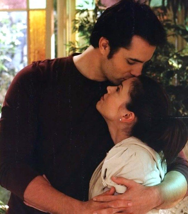 Coop and Phoebe Halliwell (Charmed). I miss this show!