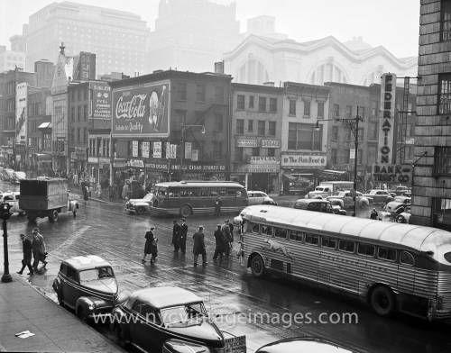 89 Best New York 1950-1960 Images On Pinterest