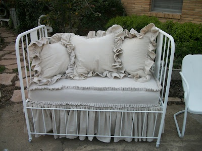 old baby cribs on pinterest quilt racks old cribs and crib bench. Black Bedroom Furniture Sets. Home Design Ideas