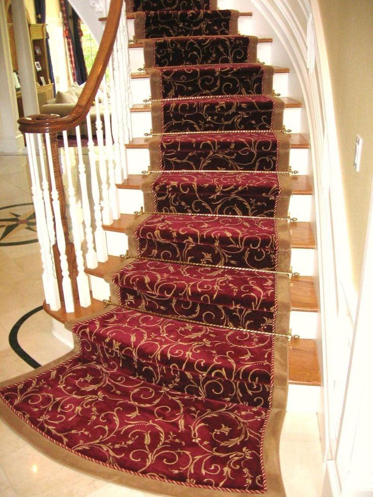 17 Best Ideas About Carpet Stair Runners On Pinterest