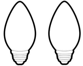 Best 25+ Christmas light bulbs ideas on Pinterest   Diy light bulb ...