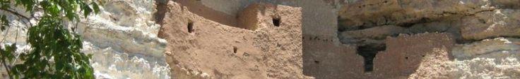 Montezuma Castle's prehistoric dwelling (national park) $5 per person kiddos free