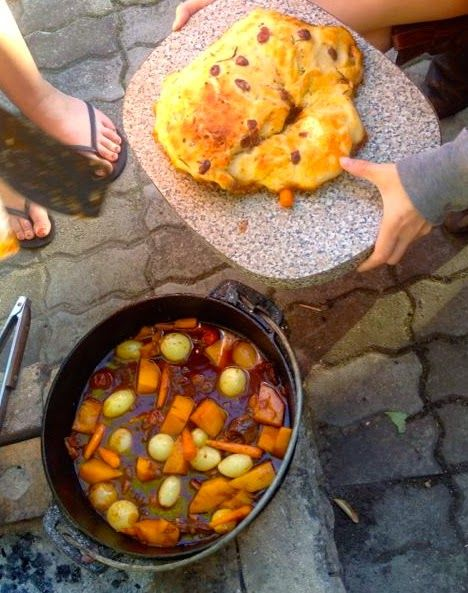 A Gourmet Life: Our twist on Potjiekos...